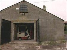 Barn at Poplar Farm, Wanborough.