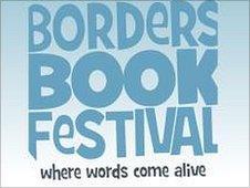 Borders Book Festival logo