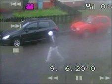 CCTV showing person police say may be able to assist them