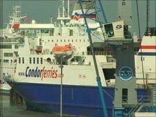 Commodore Clipper in Portsmouth