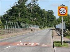 Burton Road bridge