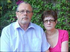 Ian and Joyce Griffin