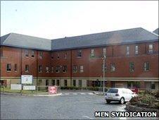 Fairfield General Hospital, Bury