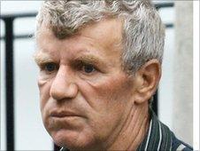John McDermott was sentenced at Omagh Crown Court