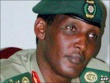 Lt Gen Faustin Kayumba Nyamwasa