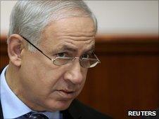Israeli Prime Minister Benjamin Netanyahu (20 June 2010)