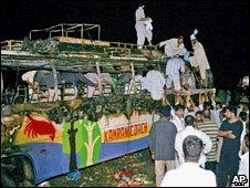 Road accident in Pakistan (File photo)