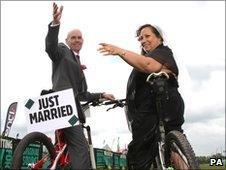 Nigel and Alison Moore