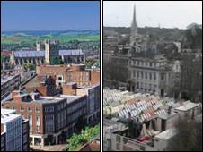 Exeter Norwich