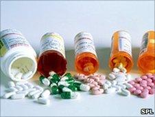 Generic image of pills