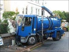 Tanker crash, Rouge Bouillon