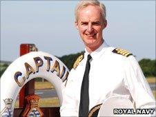 Capt Toby Williamson
