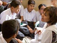 Class in Pakistan