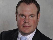 MP Conor Burns