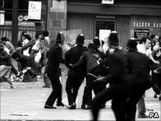 Brixton riots in 1981
