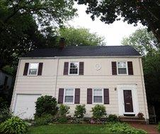 """The New Jersey home of """"Richard and Cynthia Murphy"""", who were among those held by the FBI"""