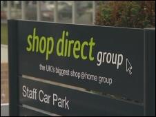 Shop Direct in Burnley