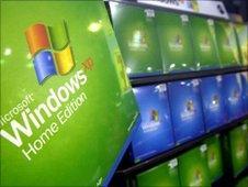 Windows XP on sale, PA