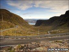 Highlands scene. Pic: Copyright Iain Maclean