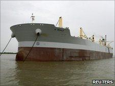 The 'A Whale' oil ship