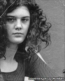 Liz Murray's mother.