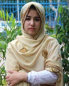Farishta Haideri