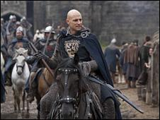 Mark Strong as Sir Godfrey