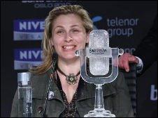 Julia Frost (Photo: EBU)