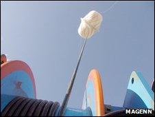 Magenn power air rotor