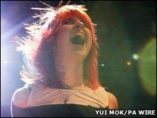 Hayley Williams, Paramore