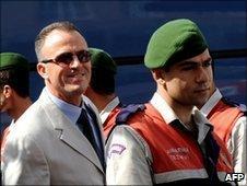 Retired Turkish colonel Levent Gulmen - 15 June 2010