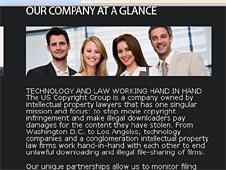 USCG's website