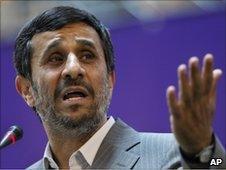 Mahmoud Ahmadinejad 20 June