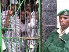 Prisoners in Meru, Kenya (Archive photo)