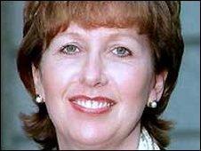 Irish President Mary McAleese