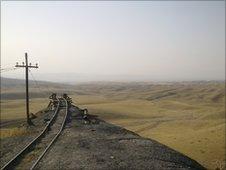 Mine at Pul-e Khumri