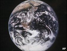 Planet Earth (Image: AP)