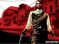 Red Dead Redemption character