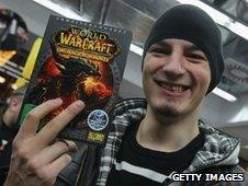 World of Warcraft fan