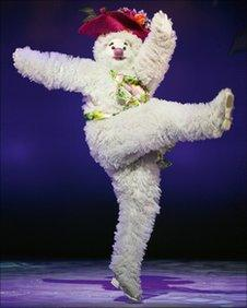 The Snowman stage show