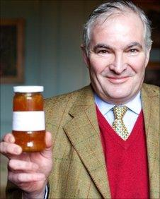 Lord Henley and his marmalade