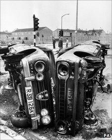 Aftermath of Toxteth riots