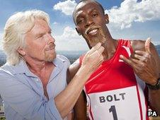 Branson and Bolt
