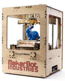 Thing O-Matic, 3D printer