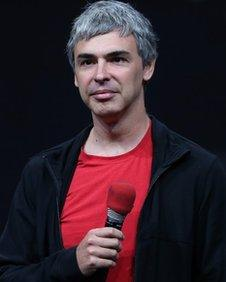 Larry Page, co-founder Google