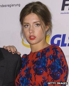 Adele Exarchopoulos