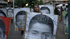 Protesta estudiantes Ayotzinapa