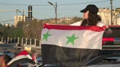 مضاهرات سوريا