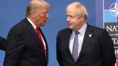 Trump và Johnson
