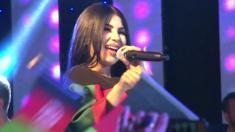 Aruama Sayeed in concert